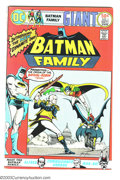 Bronze Age (1970-1979):Miscellaneous, DC Batman Comics Group (DC, 1975-86). This lot consists of BatmanFamily #1 (VF/NM) and Batman: The Dark Knight Return... (Total: 2Comic Books Item)