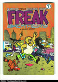 Bronze Age (1970-1979):Alternative/Underground, The Fabulous Furry Freak Brothers #2 - Third Printing (Rip Off Press, 1972) Condition: VF/NM. Gilbert Shelton stories and ar...