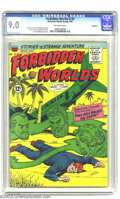 Silver Age (1956-1969):Horror, Forbidden Worlds #120 (ACG, 1964) CGC VF/NM 9.0 Off-white pages.Kurt Schaffenberger cover. Only CGC-certified copy of this ...