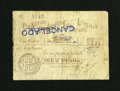 World Currency: , (Chile) 10 Pesos Nitrate Railway Co. Limited 1891 Pick Unlisted. ...