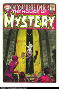 Silver Age (1956-1969):Horror, House of Mystery #174 (DC, 1968) Condition: VF. Mystery formatbegins with this issue; Phantom Stranger story. Art by Lee El...