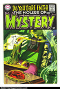 Silver Age (1956-1969):Horror, House of Mystery #176 (DC, 1968) Condition: VF/NM. Neal Adamscover; Sergio Aragones art. Overstreet 2003 VF/NM 9.0 value = ...