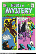 Silver Age (1956-1969):Mystery, House of Mystery Group (DC, 1965) Condition: Average FN/VF. Twoissues -- #151 and #153; Martian Manhunter cover/stories. Ov...(Total: 2 Comic Books Item)