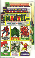 Silver Age (1956-1969):Horror, Marvel Tales Group (Marvel, 1964-71). This lot consists of issues#1 (GD); 2 (VG+); 16 (VG-); 27 (VG+); 28 (VG+); 29 (VG+); ...(Total: 7 Comic Books Item)