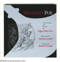 Books:Miscellaneous, Maxon's Poe Softcover Group (Word Play, 1997). Great for gifts,great for a store. These lavishly illustrated books feature ...(Total: 5 Comic Books Item)