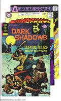 Bronze Age (1970-1979):Miscellaneous, Miscellaneous Bronze Age Group (Various, 1961-77) Condition: VF/NM.Dark Shadows #33, Pizza Hut Collectors' Edition Superman... (Total:8 Comic Books Item)