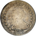 Early Quarters, 1796 25C Good 4 PCGS....