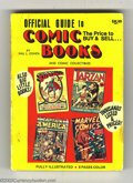 Books:Reference, Official Guide to Comic Books and Comic Collectibles nn (House of Collectibles, 1974). A fun trip down memory lane back when...