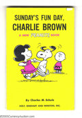 "Books:Miscellaneous, Peanuts Books Group (Holt, Rinehart and Winston, 1957-67 ).""Sunday's Fun Day, Charlie Brown"", ""You Can't Win, Charlie Brown...(Total: 3 items Item)"