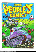 Modern Age (1980-Present):Alternative/Underground, The People's Comics #nn - First printing (Golden Gate, 1972) Condition: VF+. All Robert Crumb art. Overstreet does not yet l...