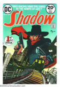 Bronze Age (1970-1979):Miscellaneous, The Shadow #1 and 4 Group (DC, 1973-74) Condition: Average NM-.This lot consists of issues #1 and 4. Covers and art by Mike...(Total: 2 Comic Books Item)