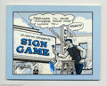 Modern Age (1980-Present):Alternative/Underground, Sign Game Trade Paperback, Signed (ST Publications, 1995). Thiscollects a bunch of Justin Green's strips that appeared in i...