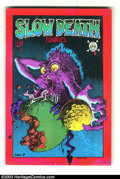Bronze Age (1970-1979):Alternative/Underground, Slow Death #1, First printing (Last Gasp, 1970). This is the first comic that was published by Last Gasp. It contains storie...