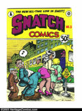 Silver Age (1956-1969):Alternative/Underground, Snatch Comics #3 - Second/Third printing (Apex Novelties, 1969)Condition: FN/VF. Art by Robert Crumb, S. Clay Wilson, Victo...