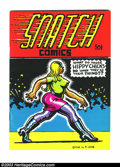 Bronze Age (1970-1979):Alternative/Underground, Snatch Comics 1 - Third printing (Apex Novelties, 1968) Condition: VF/NM. Art by Robert Crumb and S. Clay Wilson. Loaded wit...