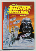 "Books:Graphic Novel, Star Wars - The Empire Strikes Back Annual #nn (hardback) (Marvel,1980). Reprints the Al Williamson ""Empire Strikes Back"" i..."