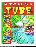 Bronze Age (1970-1979):Alternative/Underground, Tales from the Tube #1 (Print Mint, 1973) Condition: NM. Rick Griffin art. Originally published as an oversize insert in S...