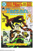 Bronze Age (1970-1979):Miscellaneous, Tarzan #233 (DC, 1974) Condition: NM-. Thick 100 Page issue. JoeKubert cover and art. Overstreet 2003 NM 9.4 value = $35....