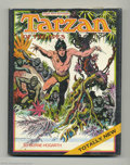 Books:Anthology, Tarzan of the Apes Hardback (Watson-Guptill Publications, 1972).Burne Hogarth's comic/graphic novel interpretation of Edgar...