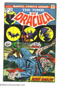 Bronze Age (1970-1979):Horror, Tomb of Dracula #15 and 18 Group (Marvel, 1973-74) Condition:Average VF+. This lot consists of issues #15 and 18. Gene Cola...(Total: 2 Comic Books Item)