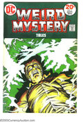 Bronze Age (1970-1979):Horror, Weird Mystery Tales #7 (DC, 1973) Condition: NM+. Overstreet 2003NM 9.4 value = $18....