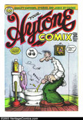 Bronze Age (1970-1979):Alternative/Underground, Your Hytone Comix #nn - Second printing (Apex Novelties, 1971) Condition: VF+. All Robert Crumb art. Overstreet does not yet...