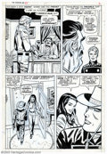 Original Comic Art:Panel Pages, Larry Lieber and John Tartaglione - Original Art for The Rawhide Kid #81, Group of 6 pages (Marvel, 1970). Larry Lieber writ...