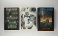 Books:First Editions, Three Modern Science Fiction First Editions, including: GregoryBenford & Gordon Eklund. If the Stars Are Gods....(Total: 3 Items)