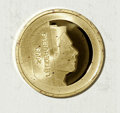 Luxembourg, Luxembourg: Gold Proof 5 Euros 2003,...