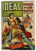 Golden Age (1938-1955):Adventure, Ideal #4 (Timely, 1949) Condition: VG....