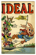 Golden Age (1938-1955):Funny Animal, Ideal Comics #3 (Timely, 1945) Condition: FN/VF....