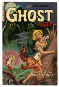 Golden Age (1938-1955):Horror, Ghost #8 (Fiction House, 1953) Condition: FN+....