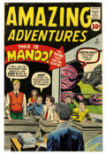 Silver Age (1956-1969):Horror, Amazing Adventures #2 (Marvel, 1961) Condition: FN+....