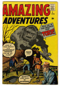 Silver Age (1956-1969):Horror, Amazing Adventures #1 (Marvel, 1961) Condition: FN-....