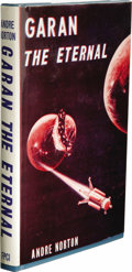 Books:First Editions, Andre Norton: Garan the Eternal. (Alhambra, CA: FantasyPublishing Co., Inc., 1972), first edition, 199 pages, jack...