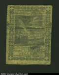 Colonial Notes:Pennsylvania, October 1, 1773, 2s/6d, Pennsylvania, PA-165, VF+. This note ...