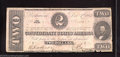 Confederate Notes:1862 Issues, 1862 $2 Judah P. Benjamin, T-54, Very Good. This pink paper ...