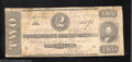 Confederate Notes:1862 Issues, 1862 $2 Judah P. Benjamin, T-54, Very Good+. A lack of small ...