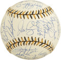 Autographs:Baseballs, 1994 All-Star Signed Baseball. From the 1994 All-Star game held in Pittsburgh, we offer this official All-Star Game basebal...