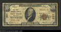 National Bank Notes:Arkansas, Fort Smith, AR - $10 1929 Ty. 1 First National Bank of ...