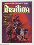 Bronze Age (1970-1979):Horror, Devilina #1 (Seaboard Pub., 1975) Condition: NM-. First issue; artby Ralph Reese and Pablo Marcos. Overstreet 2003 NM 9.4 v...