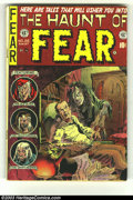 "Golden Age (1938-1955):Horror, The Haunt of Fear #26 (EC, 1954) Condition: VG-. Art by GrahamIngels, Reed Crandall, Jack Kamen, and Jack Davis. Contains ""..."