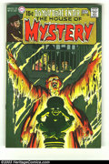 Bronze Age (1970-1979):Horror, House of Mystery #188 (DC, 1970) Condition: NM-. Neal Adams coverart. Bernie Wrightson interior art. Overstreet 2003 NM 9.4...