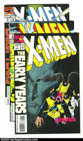Books:Miscellaneous, Miscellaneous Modern Kirby Comics Group (Various, 1981-1997)Condition: Average VF/NM. X-Men: The Early Years #1-17, I...(Total: 53 Comic Books Item)