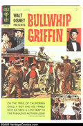 Silver Age (1956-1969):Adventure, Movie Comics Bullwhip Griffin (Gold Key, 1967) Condition: VF+. Walt Disney movie adaptation; photo covers. Overstreet 2003 V...