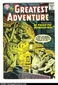 Silver Age (1956-1969):Adventure, My Greatest Adventure #17 and 18 Group (DC, 1957) Condition: Average VG-. This lot consists of issues #17 and 18. Both have ... (Total: 2 Comic Books Item)