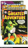 Silver Age (1956-1969):Adventure, My Greatest Adventure Group (DC, 1958-59) Condition: Average VG-. This lot consists of issues #20, 21, and 28. All three hav... (Total: 3 Comic Books Item)