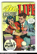 Golden Age (1938-1955):Romance, My Life #4 and 8 Group (Fox, 1949) Condition: FR/GD. Two Fox romance comics; issue #4 was used in Seduction of the Innocen... (Total: 2 Comic Books Item)