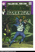 Bronze Age (1970-1979):Horror, The Phantom Stranger #7 (DC, 1970) Condition: NM. Neal Adams coverart. Jim Aparo interior art. Overstreet 2003 NM 9.4 value...