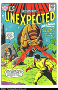 Silver Age (1956-1969):Horror, Tales of the Unexpected #65 and 87 Group (DC, 1961-65) Condition:Average VG. This lot consists of issues #65 and 87. Overst...(Total: 2 Comic Books Item)
